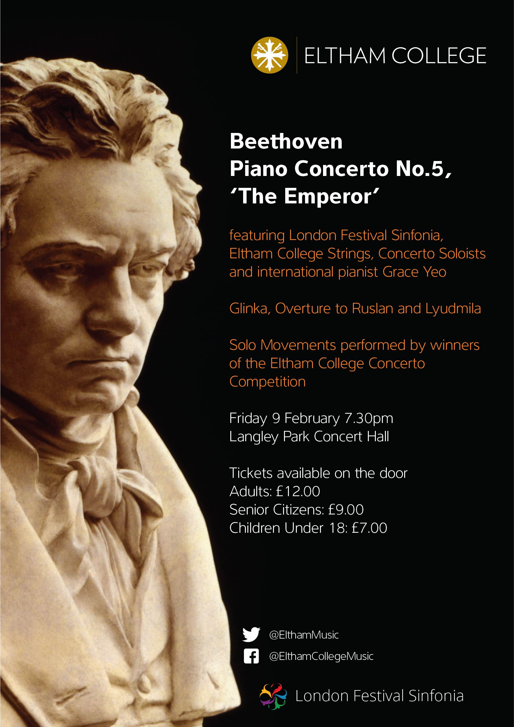 A Concerto Concert - with London Festival Sinfonia and