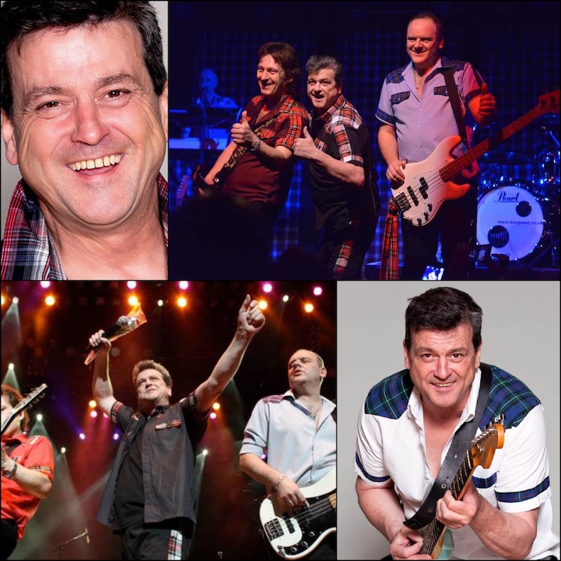 Les McKeown's Bay City Rollers banner image