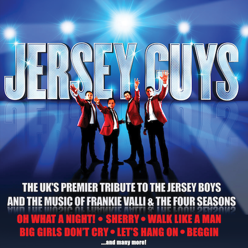JERSEY GUYS December, 21st (Oh, What A Night) banner image