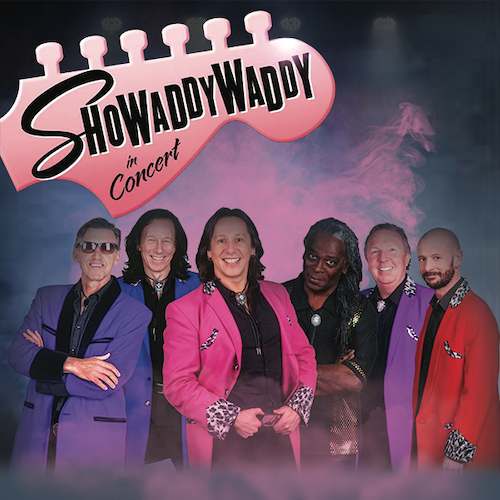 Showaddywaddy Live in Concert banner image