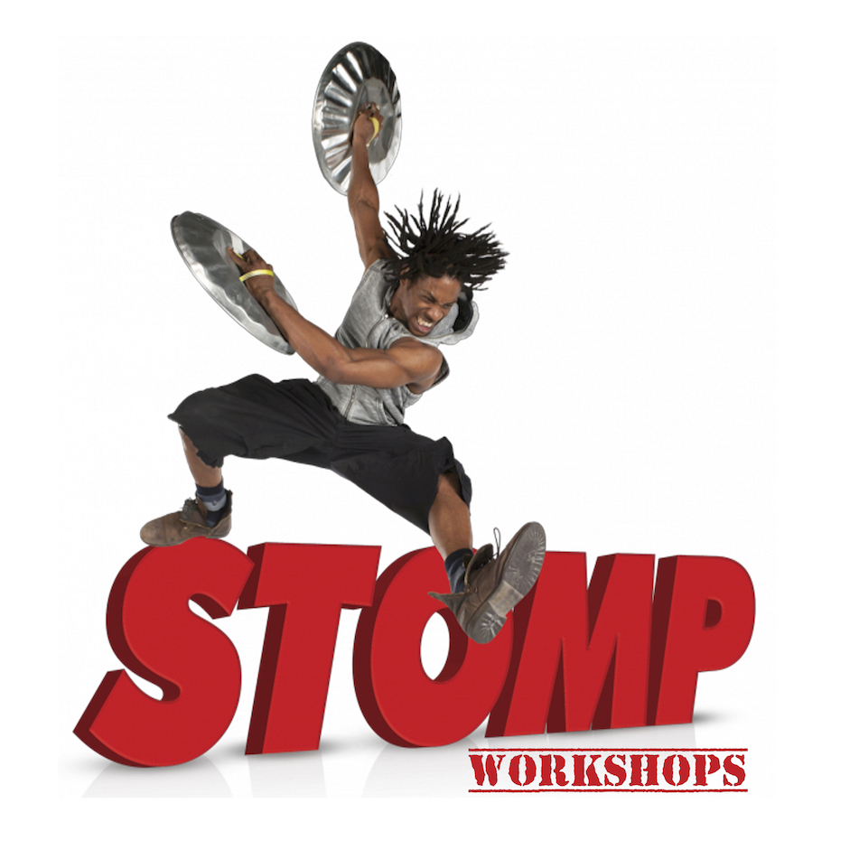 Stomp with Student Stompers banner image