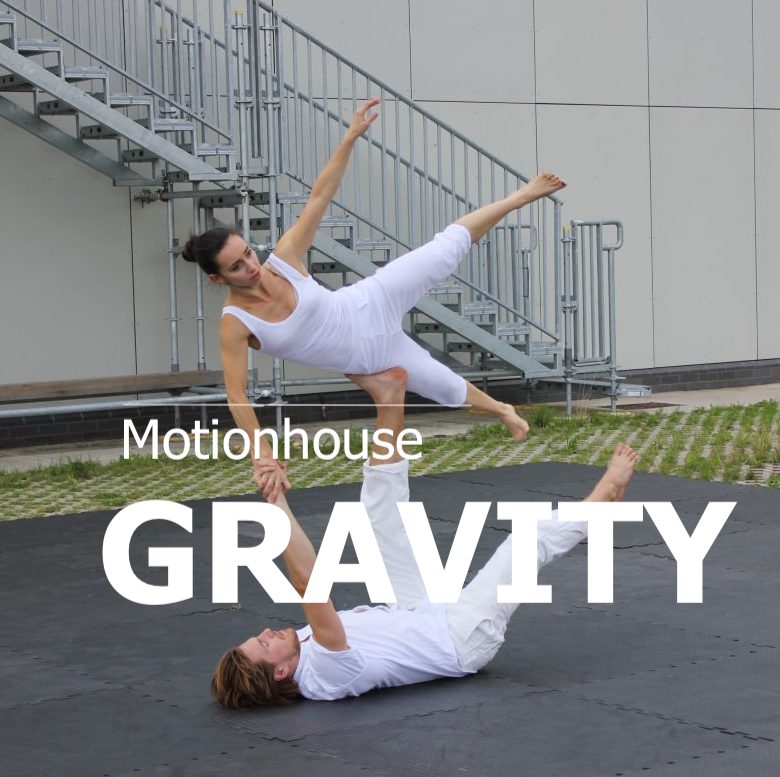 Dance Theatre Double Bill: Gravity by Motionhouse & Gibbon by Patfield & Triguero/Gandini Juggling banner image