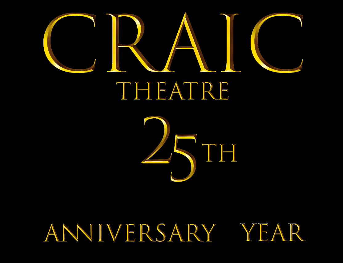 Craic's 25th Anniversary Show (blue group) banner image