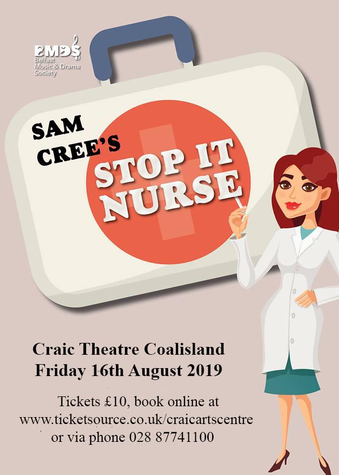 Stop it Nurse banner image