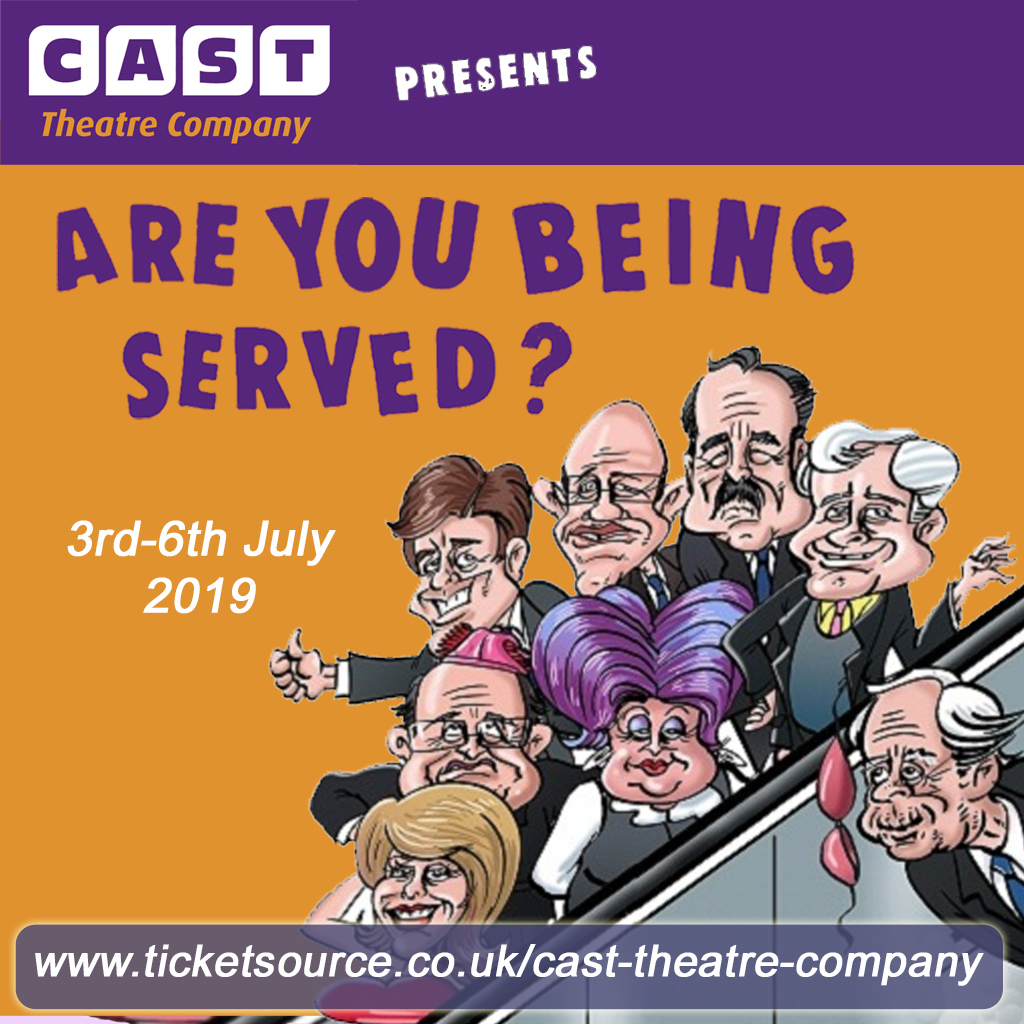 Are You Being Served? banner image