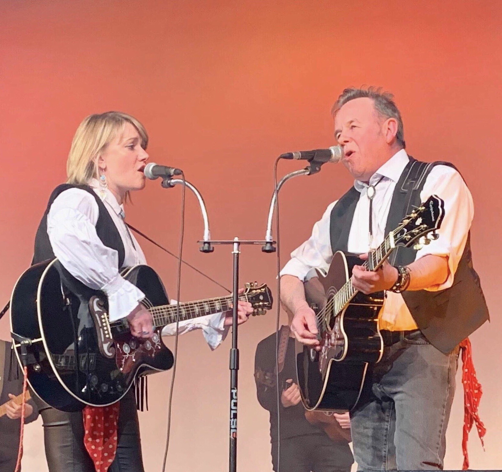 Tennessee Waltz sing the Everly Brothers at Poynton Legion Club