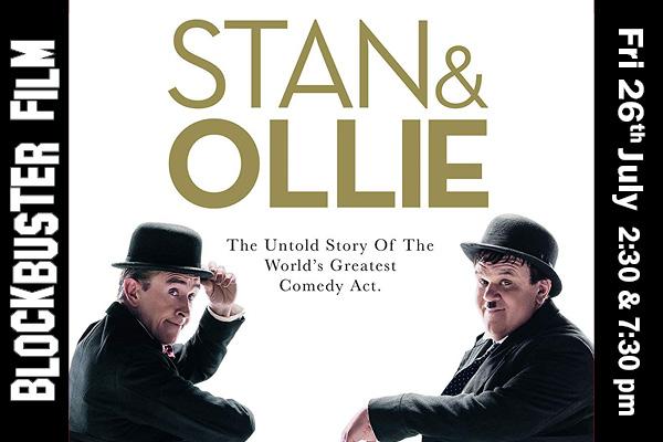 Stan & Ollie (Cert PG, 98 mins) banner image