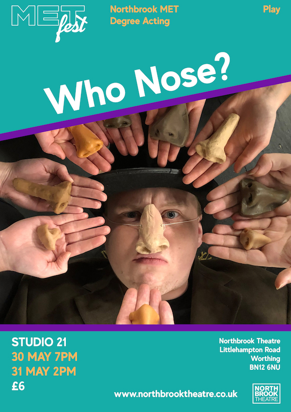 Who Nose? banner image
