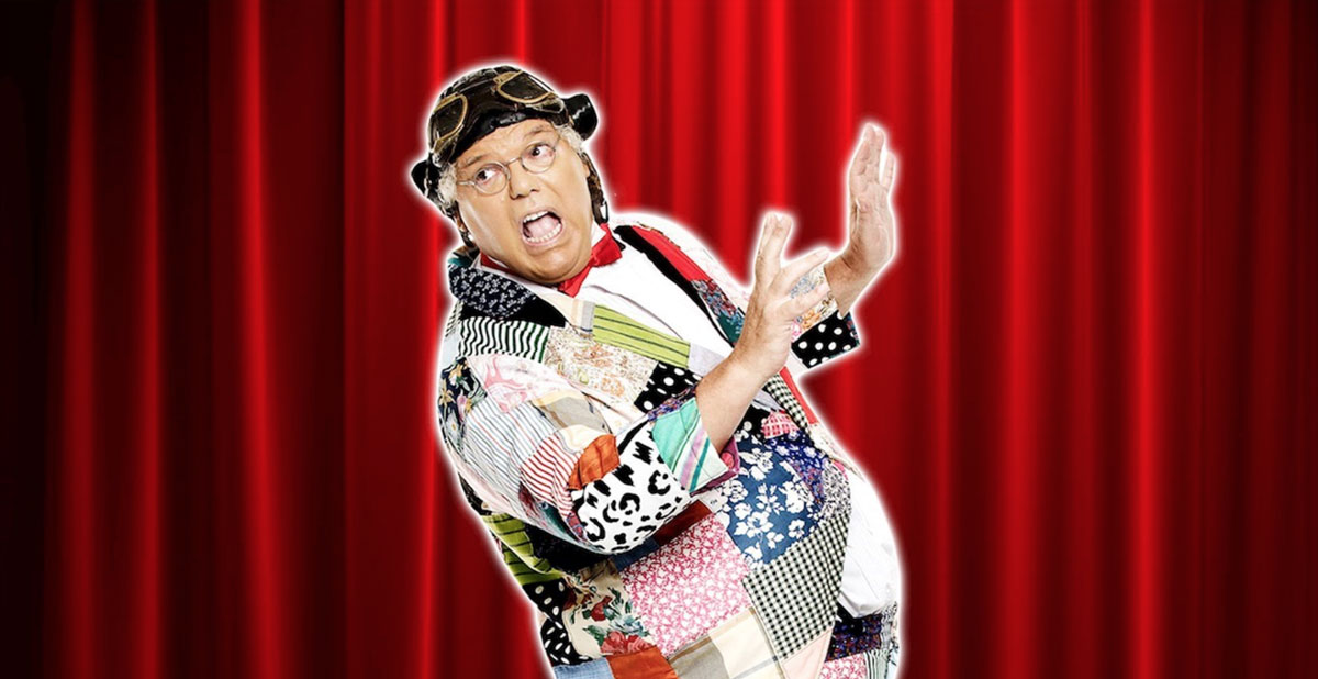 Roy 'Chubby' Brown banner image