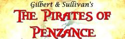 The Pirates of Penzance banner image