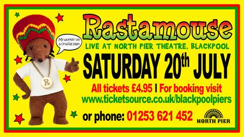Rastamouse & Da Easy Crew! banner image