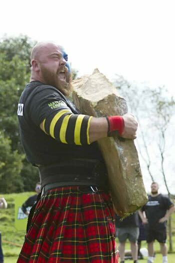 Peak District Highland Games 2019 banner image