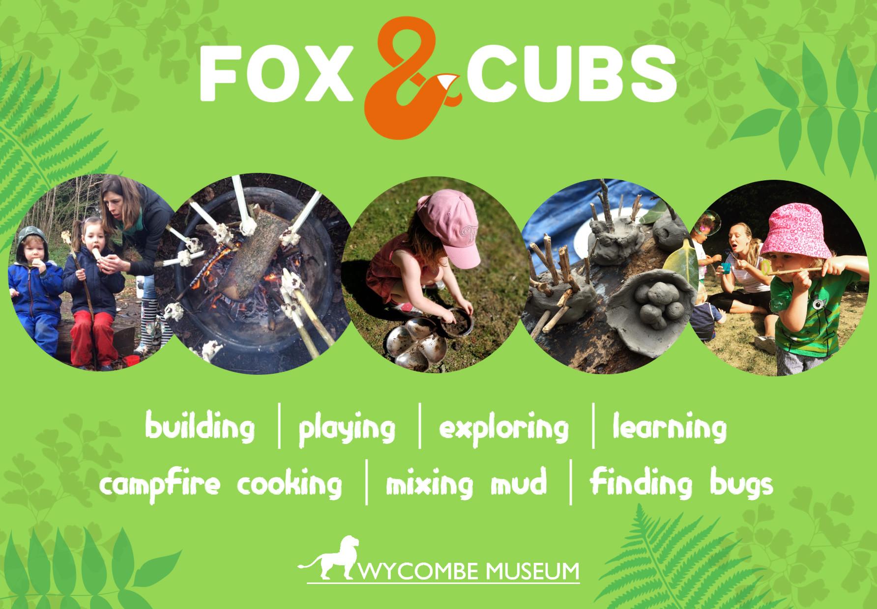 Fox & Cubs Family Fun banner image