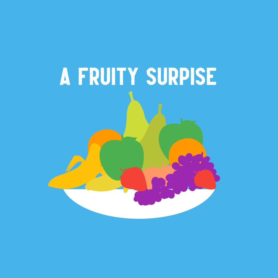 Tiny Talk Time: A Fruity Surprise banner image