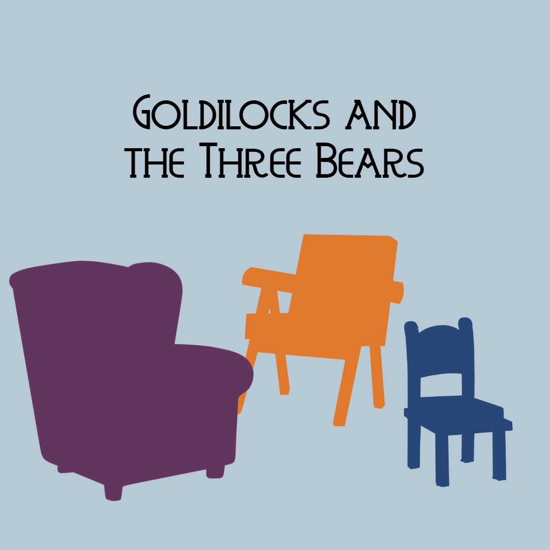 Tiny Talk Time: Goldilocks and the Three Bears banner image