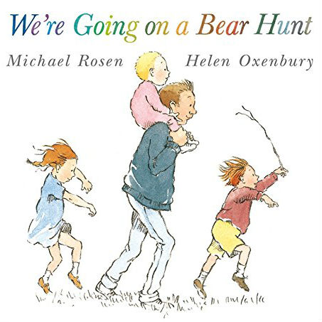 Tiny Talk Time: We're Going on a Bear Hunt banner image