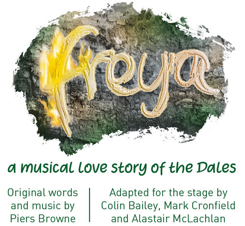 Freya the Musical - Leyburn Arts and Community Centre banner image
