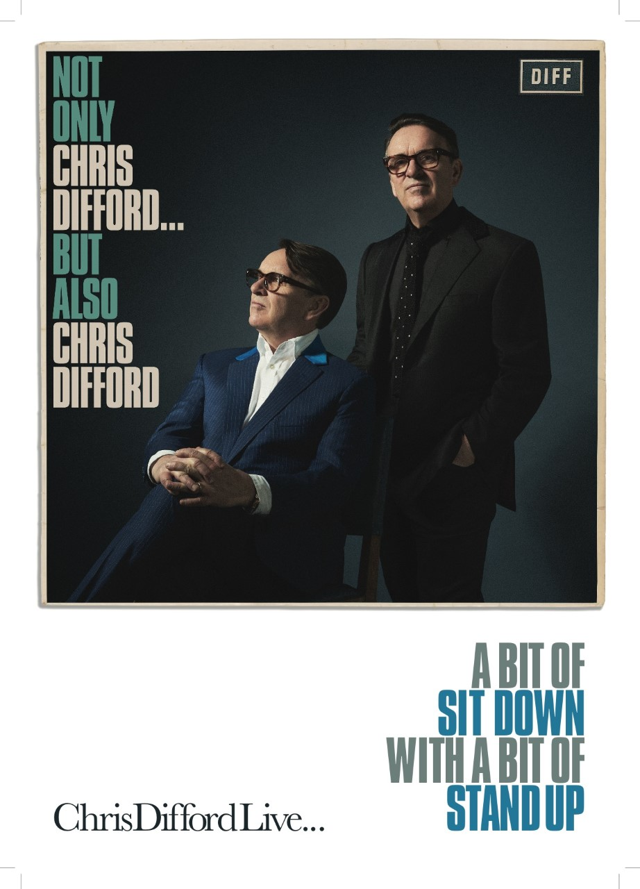 Not only Chris Difford but also Chris Difford banner image