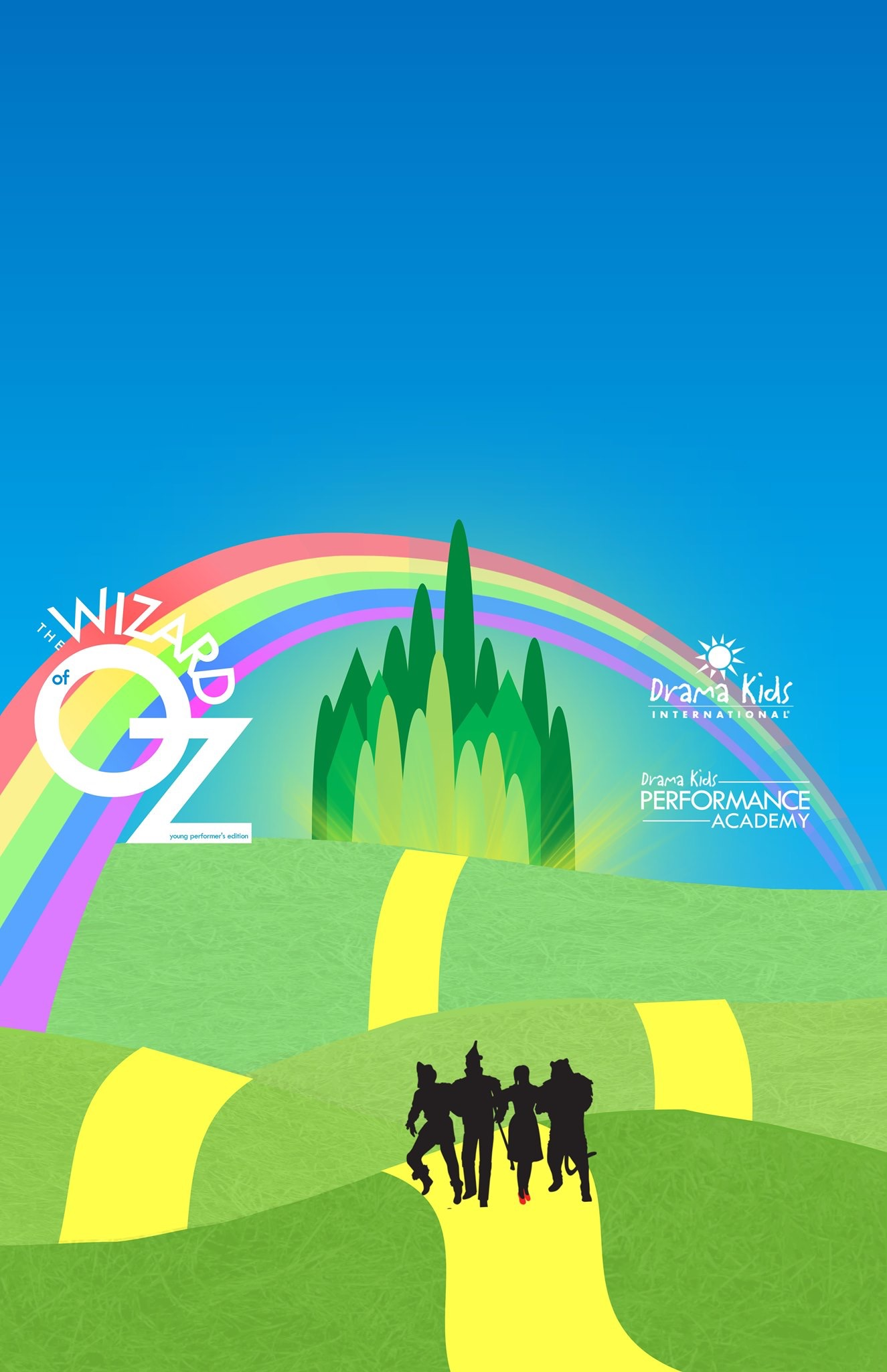 Drama Kids: Wizard of Oz (Young Performer's Edition) banner image