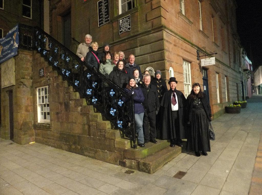 Dumfries Ghost Walk banner image