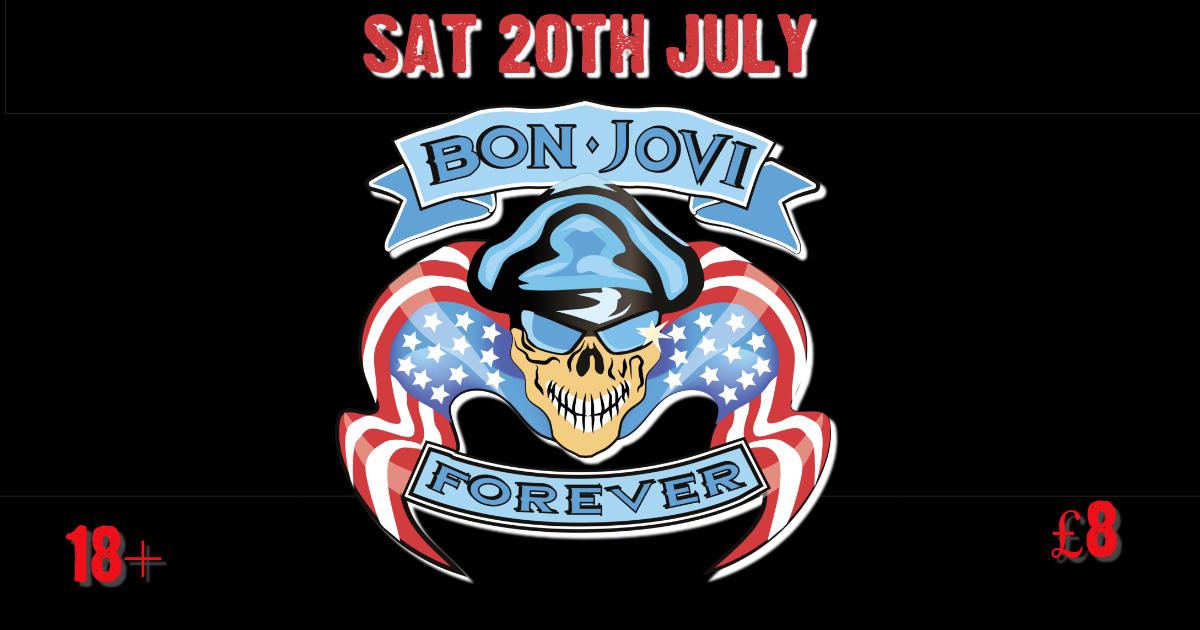 Bon Jovi Forever UK banner image