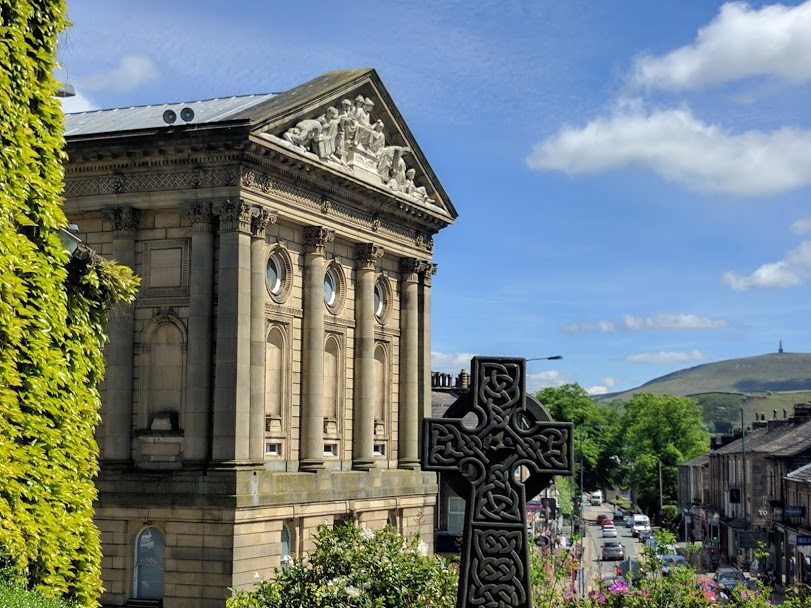 Total Tours of Todmorden Town Hall banner image