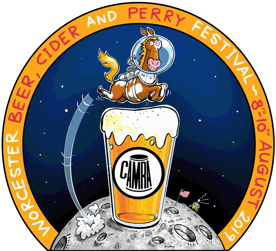 Worcester CAMRA Beer, Cider and Perry Festival 2019 banner image