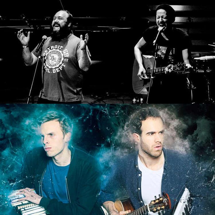 Ed Fringe Previews: Jonny & The Baptists + Harry and Chris banner image