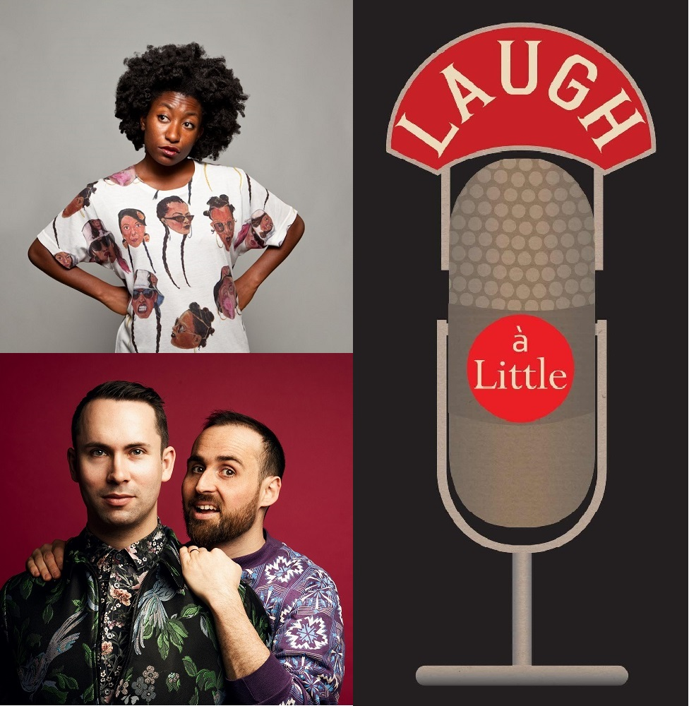 Ed Fringe Previews: Sophie Duker + Max & Ivan banner image
