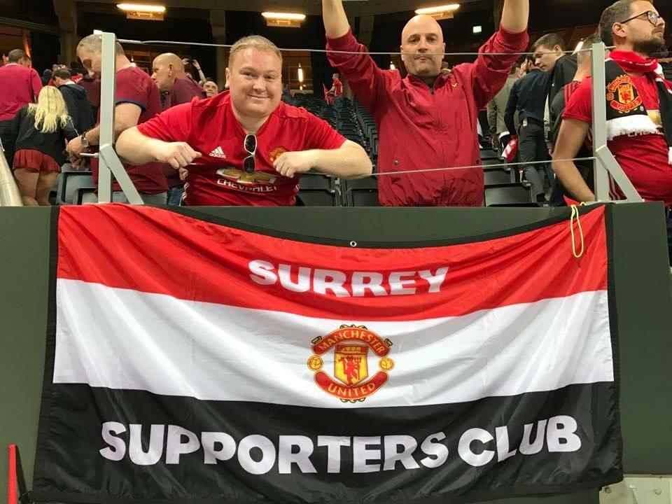 Manchester United vs Arsenal banner image