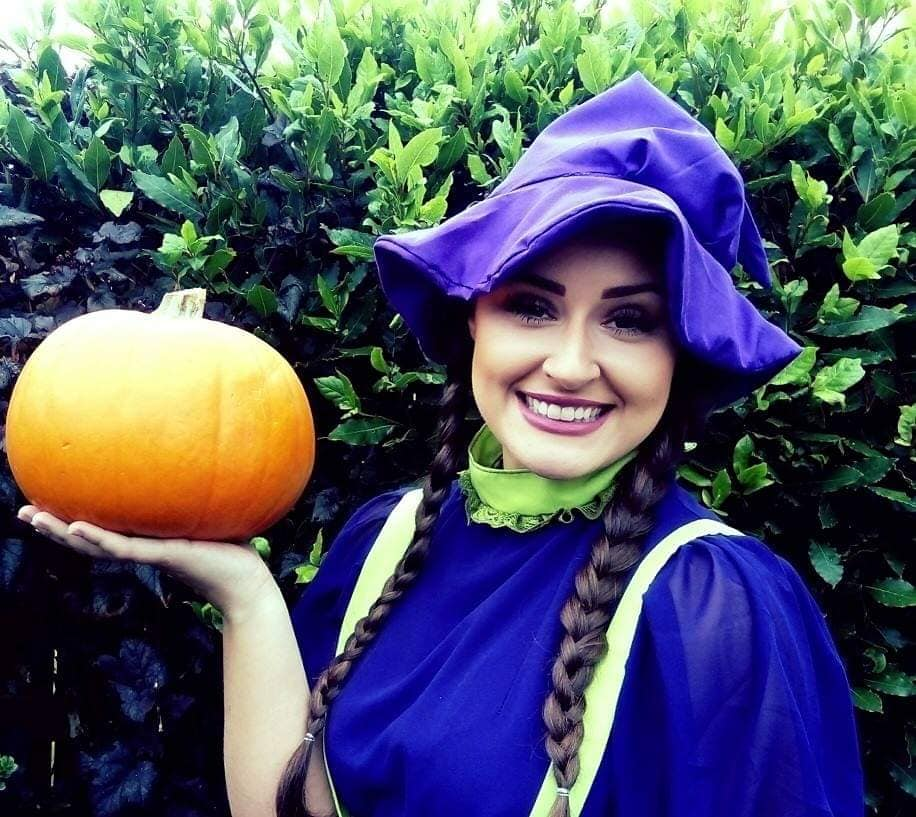 Wendy The Wonderful Witch- A Halloween Panto banner image