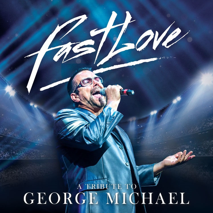 Brentwood Live - Fastlove Arena Tour – A Tribute to George Michael banner image