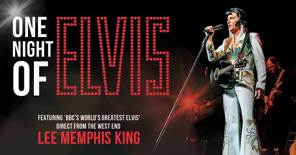Brentwood Live - One Night of Elvis with Lee Memphis King banner image