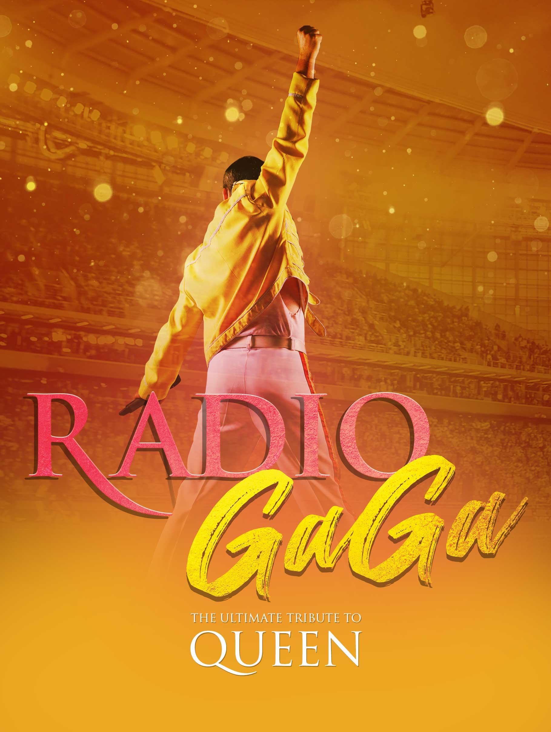 Brentwood Live - Radio Ga Ga banner image