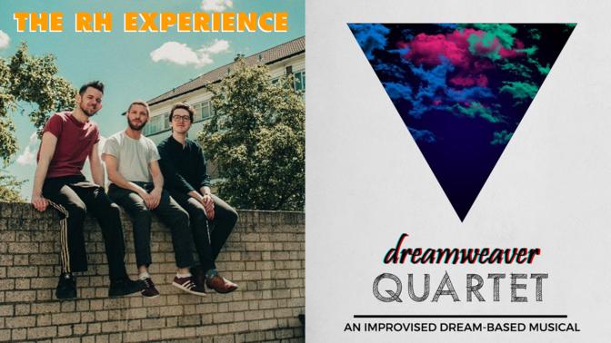 Dreamweaver Quartet & The RH Experience banner image