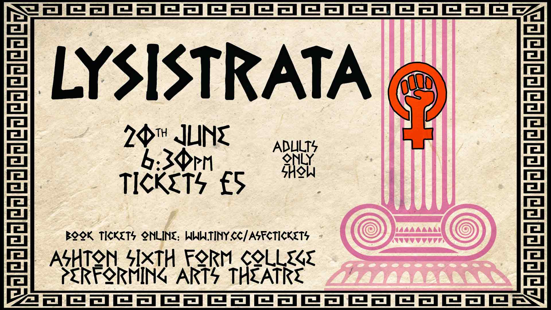 Lysistrata banner image