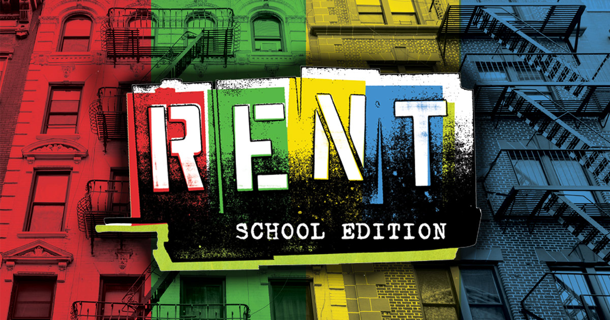 RENT School Edition banner image