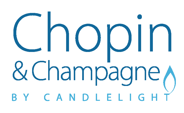 "Chopin & Champagne by Candlelight| June ""12 Etudes Op 10"" banner image"