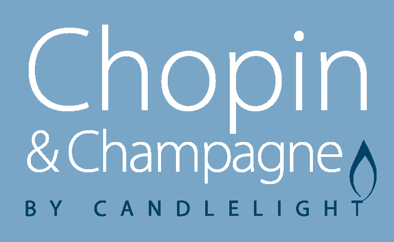 "Chopin & Champagne by Candlelight | July ""Grand Finale: 12 Etudes Op 25"" banner image"