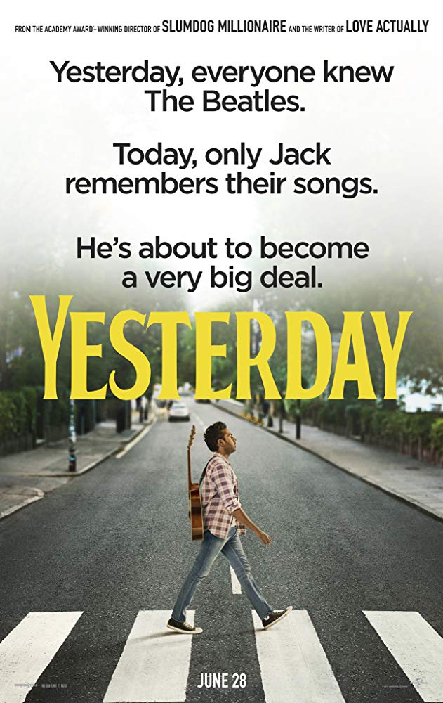 Yesterday (12A) banner image