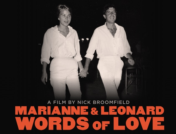 Marianne & Leonard: Words Of Love with recorded director Q&A banner image