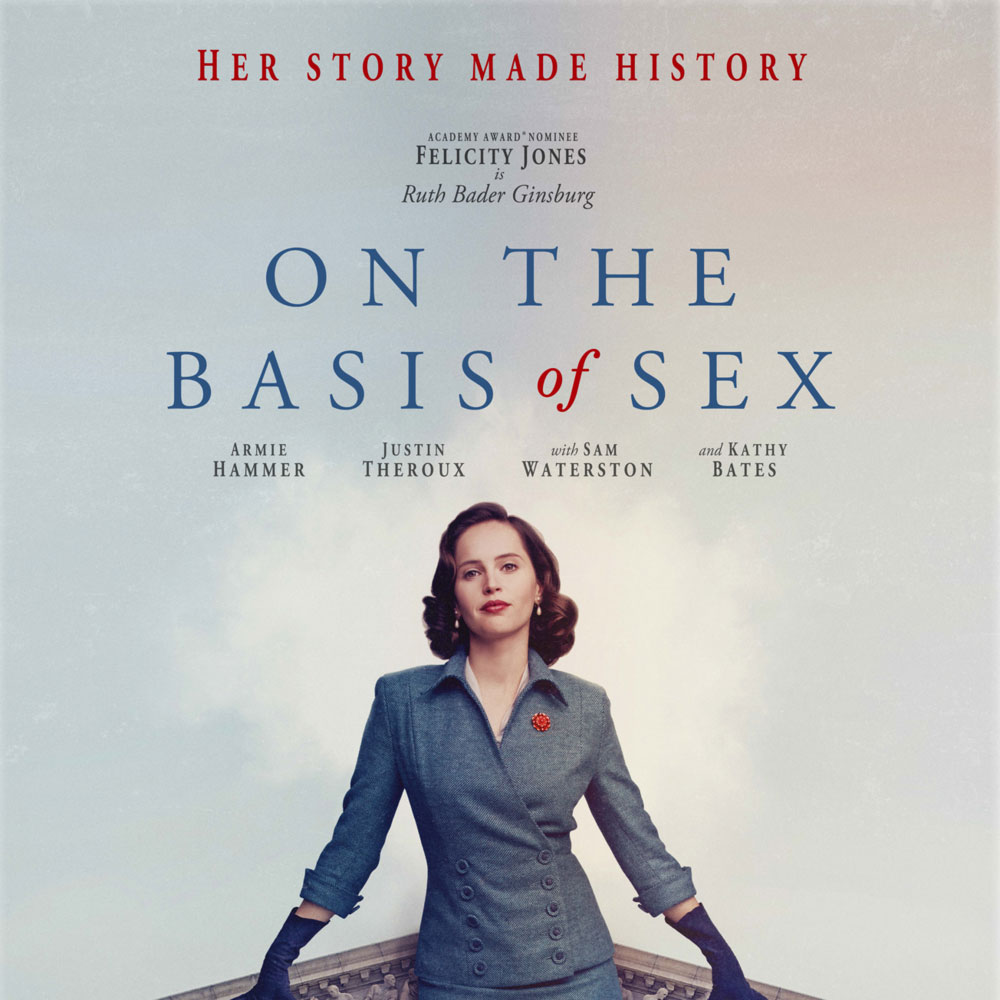 On The Basis Of Sex (2019) banner image