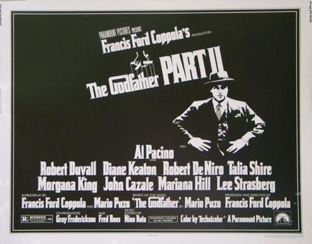 The Godfather: Part II (1974) banner image