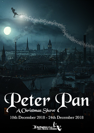 A Majestic Christmas Cast.Peter Pan A Christmas Show At Majestic Theatre Darlington