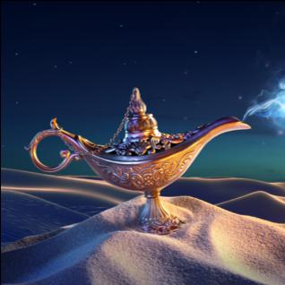 Aladdin Jr. Summer School banner image