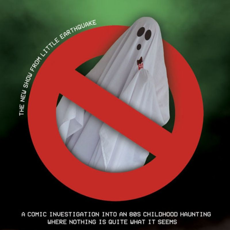 I Ain't Afraid Of No Ghost by Little Earthquake Theatre Company banner image