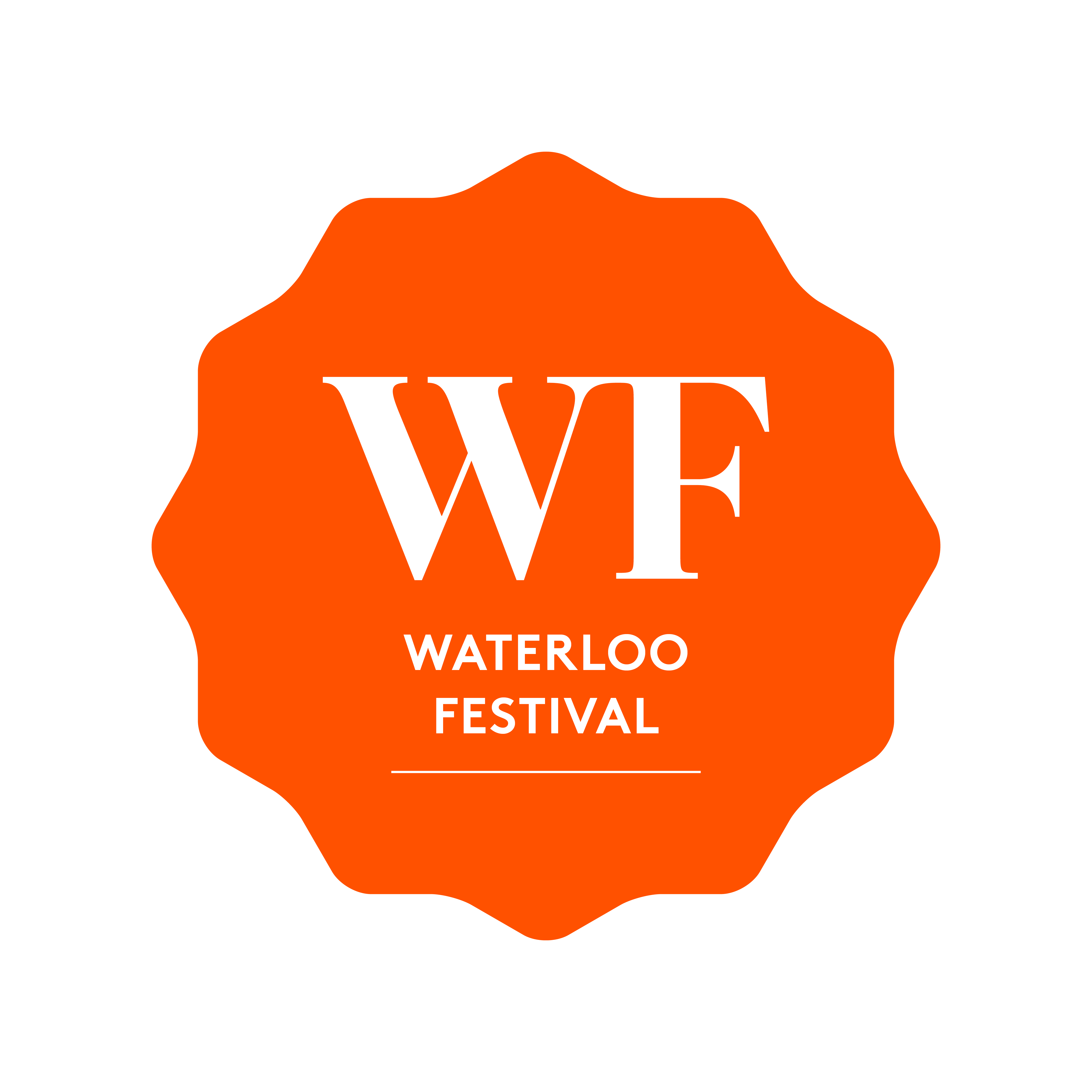 Waterloo Festival - Can Art Transform Being? banner image
