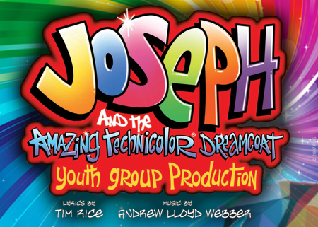 Joseph and the Amazing Techincolor Dreamcoat banner image