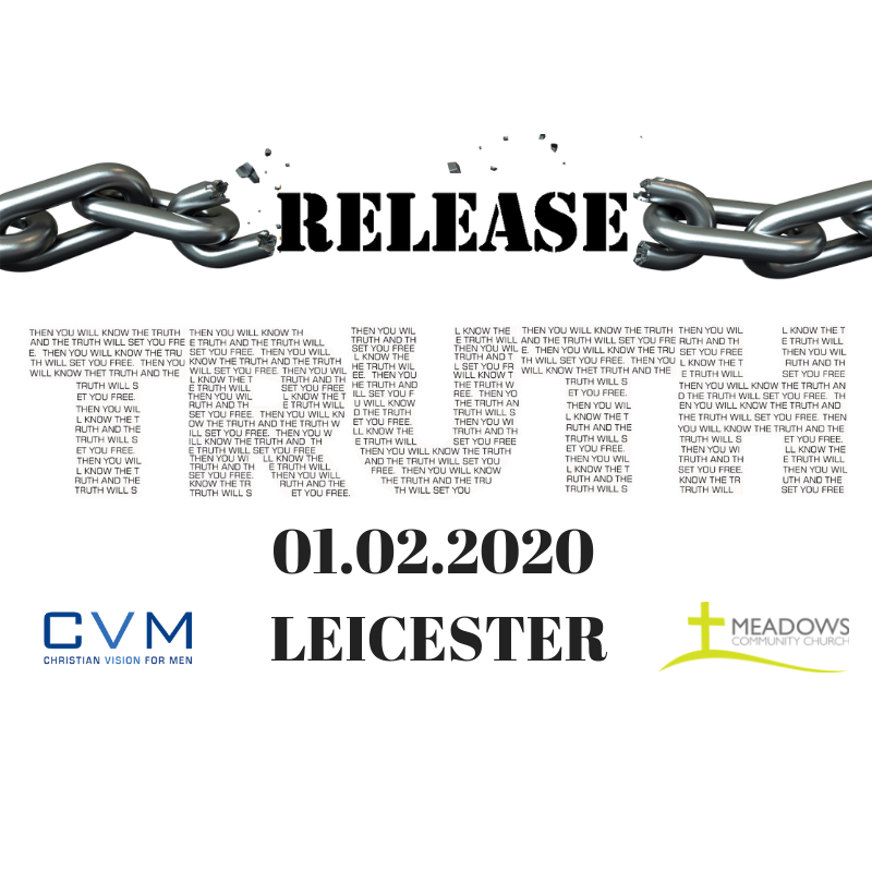RELEASE 2020 - TRUTH Men's Christian Conference banner image
