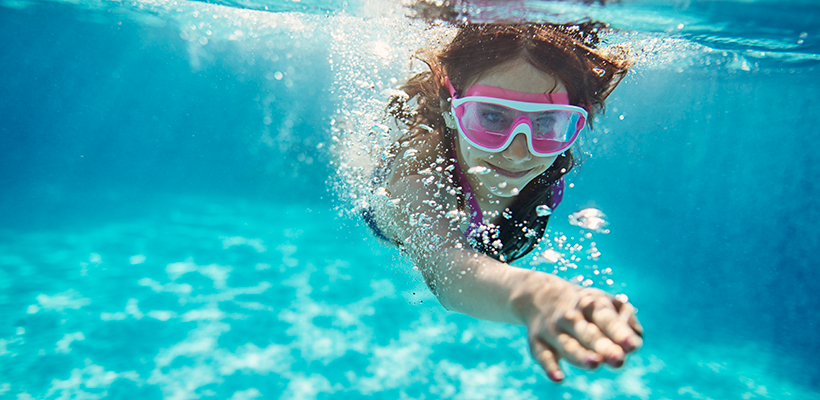 Summer 19 Holiday Activities 'Week 2' Swimming Lessons -  Individual (YR - Y8) banner image